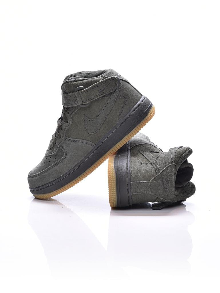reputable site 0d240 5181c Boys Nike Air Force 1 Mid LV8 (PS)