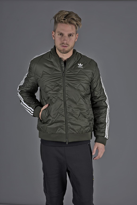 Adidas ORIGINALS SST QUILTED