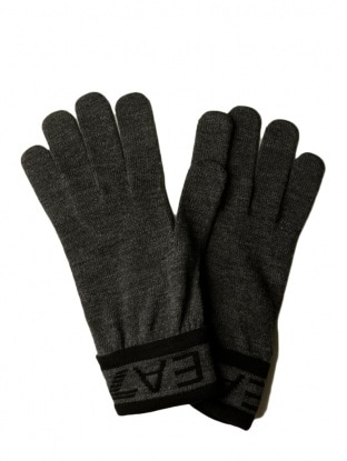 MANS KNIT GLOVES