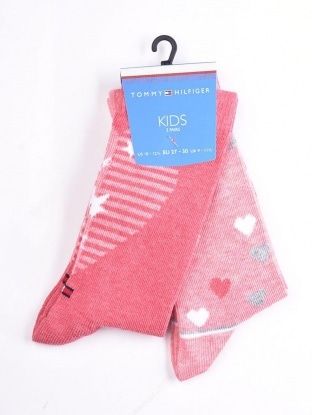 GIRLS HEART SOCK